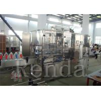 China Big Bottle Water Bottle Filling Machine Beverage Filling Machine Stainless Steel wholesale
