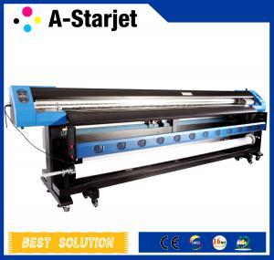 China Large Format Printer, 3.2M Double Sided Inkjet Printer 77802L, DX7 Print Head wholesale