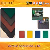 China Outdoor Safety Play Mats , Rubber Safety Mats Outdoor Antislip on sale
