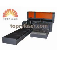 China Rotary and Flat Integrated Die Board Laser Cutting Machine on sale