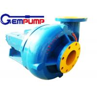 China High Chrome Mission Centrifugal Pump 5X4X14 80~120 m3/h Flow wholesale