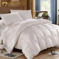 China Microfiber Filling Hotel Bedding Duvet Single Or Full Size / Home Down Comforter wholesale