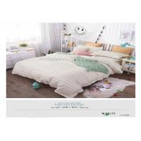 China Health Home Bedding Sets Printed And Natural With 200TC For 100% Cotton wholesale