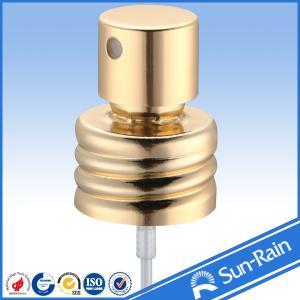 China Fragrance Perfume Pump Sprayer crimp pump with full aluminium wholesale