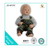 China silicone baby doll/silicone real baby doll life size/reborn lifelike baby dolls wholesale