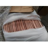 China Copper coated steel pipe 4.76 (OD) * 0.7 (thickness) wholesale
