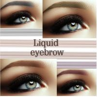 Buy cheap Chemical Ingredients Face Makeup Products Waterproof 3 Dimensional Eyebrow from wholesalers