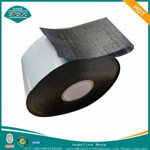 China High tack high temperature woven polypropylene adhesive tape similar Polyken brand wholesale
