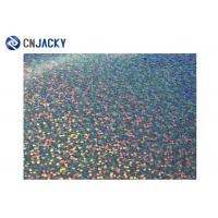 China Holographic Digital Printing PVC Sheet / Lamination Film For Card Making wholesale