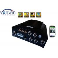 China 4 Channel Bus People Counter WIFI Car DVR Video Recorder SD Card Drive Hybrid Storage wholesale