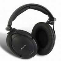 China Noise-canceling Headphones with 30 to 20,000Hz Frequency and Maximum 20dB Noise Reduction on sale