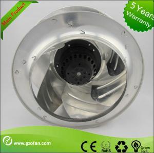China Similar EBM EC Fan / Backward Curved Centrifugal Fans For Refirgeration wholesale