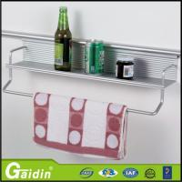 China Aluminum alloy hanging kitchen cabinets spice racks with cooking tool wholesale