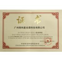 Guangzhou South Star Animation Technology Co., Ltd Certifications