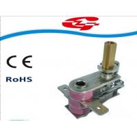 China Bimetallic Switching Thermostats , Water Boilers Snap Action Thermostat wholesale