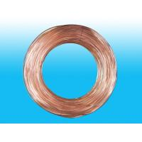 China Double Wall Steel Strip Air Conditioning Copper Tubing 4.76 * 0.5 mm wholesale