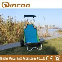 Quality Portable Kayak Beach Chair Trolley , Collapsible Canoe Cart Carrier for sale