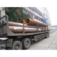 China P12 NDE Seamless Alloy Steel Pipe Plain / Bevel End Nominal Wall Thickness wholesale
