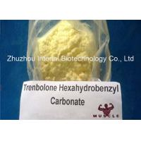 China High Pure Tren Anabolic Steroid Powder Tren Hexahydrobenzylcarbonate For Athletes wholesale
