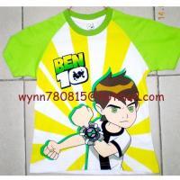 China Sell ben10(t-shirt,Stationery,schoolbags,etc) wholesale