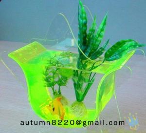 China small acrylic fish tank wholesale