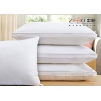 China Hotel Comfort Bamboo Pillow 80% Cotton Multi 45x70CM And Embroidery Logo wholesale