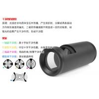 Quality Black Gemological Portable Polariscope with LED Cold Light Source FPP-30 for sale