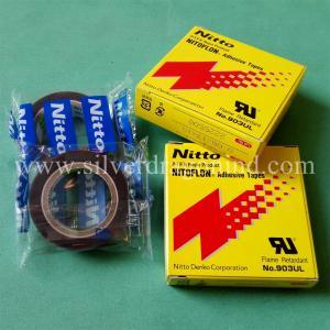 China Nitoflon adhesive tapes No.903UL 0.08x13x10 wholesale