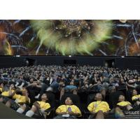 Buy cheap 30m Immersive Projection Dome Theater Big Capacity 650 - 1200 People from wholesalers