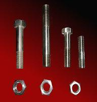 China Inconel Bolts (DIN931/933/603/444, ISO4014/4017,Asme B18.2.1) wholesale