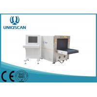 Buy cheap Airport Baggage Scanner For Security System , Small Size X Ray Scanning Machine Baggage from wholesalers