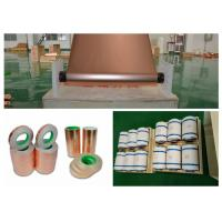 China 99.95% High Purity Lithium Ion Battery Copper Foil None Pinholes wholesale
