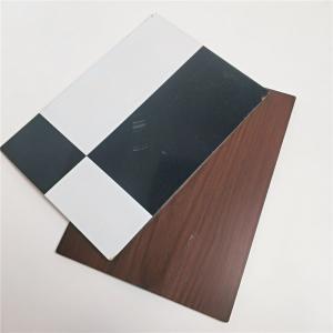 China Cladding ACP/ PVDF Aluminum/Aluminium Composite Panel For Curtain Wall wholesale
