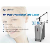 China newest vertical 10.4 inch touch screen Laser Resurfacing Machine Fractional Vaginal CO2 Laser Equipment wholesale