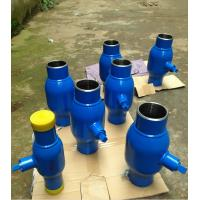 Buy cheap Fully Welded Ball Valve from wholesalers