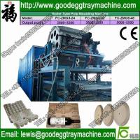 China New Egg Tray Forming Machine with Most Skilled Technology wholesale