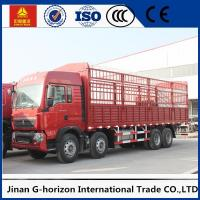 China Commercial Cargo Truck SINOTRUK HOWO 12Wheels Euro2 336HP for Logistics wholesale