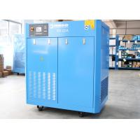 China 380V 22kw 30hp Screw Type Air Compresso , Oil Injected Rotary Screw Air Compressors wholesale