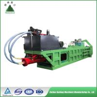 Buy cheap Hydraulic automatic pet bottles baler equipment from wholesalers