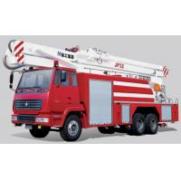 China JP32 Water Tower Fire Truck on sale