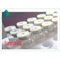 Buy cheap Finished Liquid Oil Base Testosterone Sustanon 450 Steroids Testosterone Blend from wholesalers