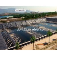 China black color 1mm HDPE Geomembrane/LDPE geomembrane/pond liner,black color 1mm HDPE Geomembrane/LDPE geomembrane/pond line wholesale