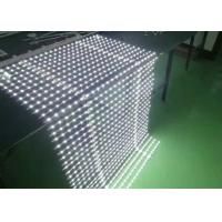 China Less Bright 0.2W Per Bulb SMD3030 27 Light Diffuse Reflection Light Strip For Sign Box wholesale