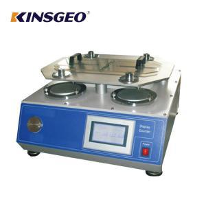 Buy cheap KJ - C001 Martindale Abrasion Testing Machine , Abrasion Testing Equipment from wholesalers