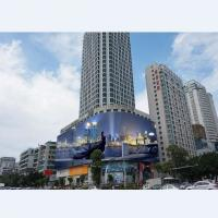 Buy cheap IP67 8mm Pixel Pitch Outdoor LED Billboard Display H / V 120 / 60 Degree For Cross Road from wholesalers