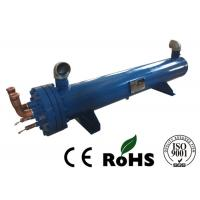 China Loose Flange Shell And Tube Condenser Heat Exchanger R22 Refrigerant wholesale