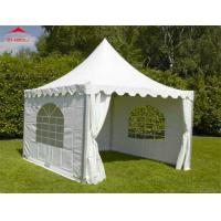 China Multifunctional 3x3m Pagoda Party Tent 5m By 5m With Canopy Guarantee Three Years wholesale