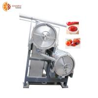 China Industrial Tomato Paste Processing Line Energy Saving High Efficiency wholesale
