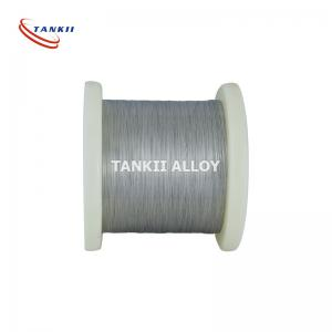 China 0.05mm Bright  Copper Nickel CuNi44 for Wirewound Resistors Alloy Wire/ Cuprothal 294/ Nico  /MWS-2/  Cupron wholesale