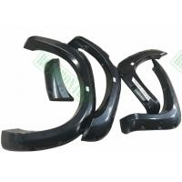 China Fender Flares For 2004-2015 NIssan Titan ,ABS fender flare for Titan wholesale